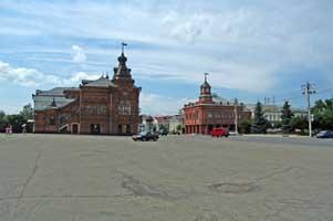 Владимир здание городской думы арх я